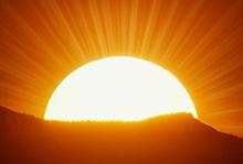 Por do Sol | Ensolar - geração de energia solar fotovoltaica