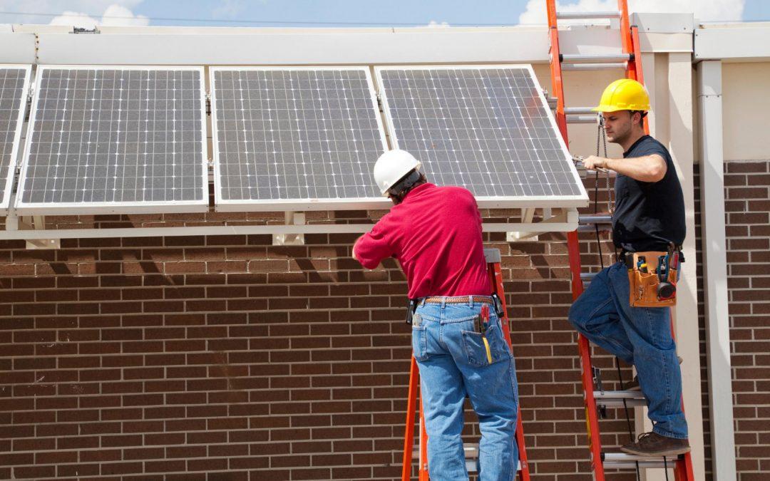 Até 2050 mais de 28 milhões de empregos podem ser gerados com energia renovável